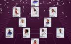 UEFA - Équipe féminine des internautes 2020 : les Lyonnaises à l'honneur