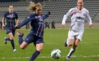 Laure Boulleau et les Parisiennes ont bien entamé le match (photo William Morice)