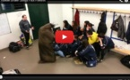 Insolite - Les filles de GENAS-AZIEU (Rhône) font leur harlem shake
