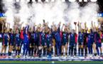 Les Américaines remportent le tournoi (photo US Soccer)