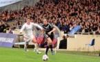 Trois buts en 217 minutes pour Lotta Schelin en Ligue des Champions. La virtuose suédoise va-t-elle encore frapper en Coupe d'Europe ce samedi ? (Photo Alexandre Ortega)