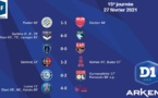 #D1Arkema - J15 : Le PSG et l'OL s'imposent avec le choc. BORDEAUX confortable 3e, bon coup de REIMS