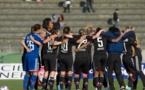 Les Lyonnaises prêtes pour la finale (photo Eric Baledent/LMP)