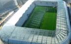 Le stade des Alpes, théâtre de Claix - Saint-Etienne