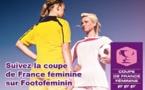 Coupe de France - L'OL, l'ASSE MONTPELLIER et PSG en demi-finales