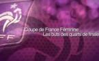 Coupe de France - tous les buts des quarts de finale sur fff.fr
