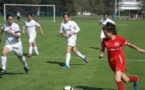 Coupe Nationale U15F - interviews-vidéo dans les coulisses...