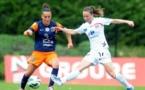 Gadea et Montpellier voient Thiney et Juvisy passer devant (photo MHSC)