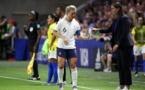 Amandine Henry ne retrouvera pas les Bleues cette fois-ci (photo FFF)