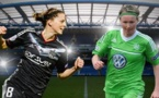Lotta Schelin et Conny Pohlers (photo uefa.com)