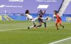 Renard trompe Bouhaddi et l'OL est éliminé (photo @PSG féminines)