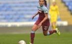 Kenza Dali revient bien avec West Ham