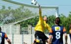 Laëtitia Philippe a concédé quatre buts dans ce match à rejouer (photo MHSC)