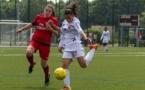 Le duel PSG/Juvisy a tourné en faveur du premier en U16, du deuxième en U19 (photo : W.Morice)