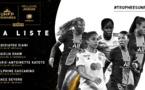 Trophées UNFP - Les 15 joueuses nommées