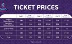 Euro 2022 - Plus de 700 000 billets en vente