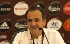 Bruno Bini, satisfait de la prestation de ses attaquantes et du collectif développé (photo Eric Baledent/LMP)
