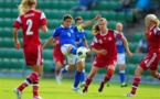 L'Italie de Panico a fait un grand pas vers la qualification (photo YS)
