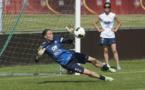 Euro 2013 - L'entraînement du 13 juillet en images