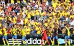 Devant son public, la Suède n'a pas douté (photo SvFF)
