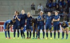 Séance de tirs au but fatale pour les Bleues (photo Eric Baledent)