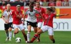 L'Allemagne en route vers un sixième titre européen consécutif ? (Photo : UEFA)