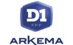 #D1Arkema - Le calendrier général du championnat 2021-2022