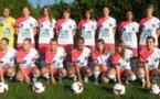 Le FC2A avec ses nouvelles couleurs (photo club)