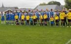 L'équipe condéenne à Rieux, lors du match face à La Roche (photo club)