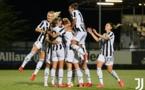 Les Turinoises de la Juve passent ce premier tour (photo club)