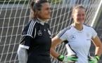Championne d'Europe, l'Allemagne de Nadine Angerer veut repartir à la conquête du Monde (photo DFB)