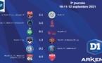 #D1Arkema - J3 : BORDEAUX battu par FLEURY, l'OL déroule, le PSG assure