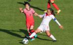 Pas de détail pour la Corée du Sud, premier adversaire des Bleues lors de la Coupe du Monde 2019 (photo AFC)