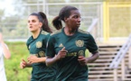 Asseyi n'a pas marqué mais a contribué par une passe décisive avec le Bayern (photo FCB)