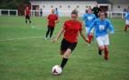 Nadège Rancier a fait ses débuts en D2 avec Cormelles (photo club)