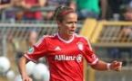 Bleues - Les Autrichiennes du Bayern ambitieuses