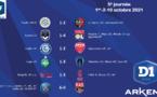 #D1Arkema - J5 : le PSG rejoint l'OL avec une cinquième victoire