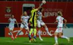 Letícia et ses partenaires ont préservé leur but inviolé (photo UEFA.com)