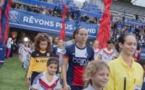 Sabrina Delannoy et le PSG entrent en scène ce mercredi (photo Eric Baledent)