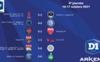 #D1Arkema - J6 : L'OL et le PSG reçus 6 sur 6
