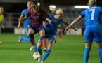 Le barça version féminine s'est qualifié (photo FC Barcelona)