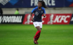Aminata Diallo compte 7 sélections A, la dernière en avril 2018 (photo FFF)