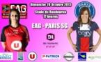 Guingamp - PSG va clôturer la journée dimanche soir