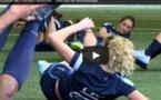 BLEUES - La séance de décrassage en vidéo (FFF TV)