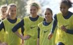 Bleues - Les deux entraînements de mardi en vidéo (FFF TV)