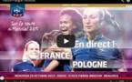 Bleues - FRANCE - POLOGNE, le replay vidéo sur FFF TV