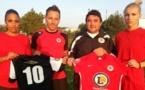 Asma Zarrouk, internationale U19 tunisienne arrivée en provenance d'ASF Kram (D1 Tunisie) et Darya Darytska, internationale U17 et U19 dans son pays, jouait en D1 Ukrainienne au FC Naftokhimik.