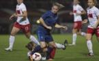 Bleues - Eugénie LE SOMMER (quatre-vingt sélections, trente buts) en vidéo sur FFF TV