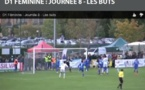 D1 - Les buts de la huitième journée en vidéo (FFF TV)