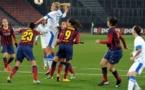 Soirée historique pour le FC Barcelone féminin